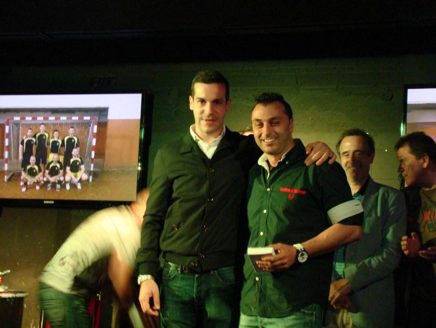 trofeo 10º clasificado cnp la brujula