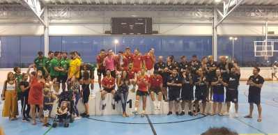 Madrid Futsal repite título en la X Ibérico de futsal.