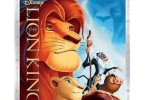 LION KING 3D Blu-ray box