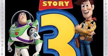 toyStory3 in 3D Blu-ray