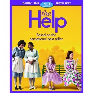 THE HELP bluray