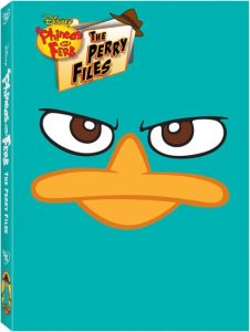 Phineas and Ferb BOX Art