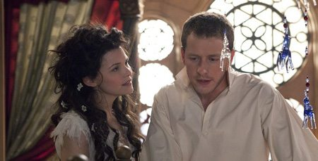 Snow White (Ginnifer Goodwin ) and Prince Charming (Josh Dallas)