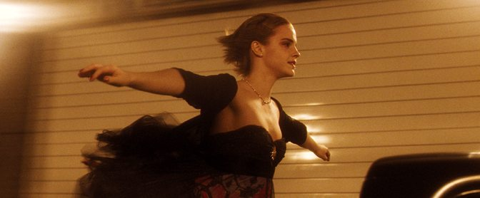 Emma Watson as the spontaneous Sam in Perks of Being a Wallflower