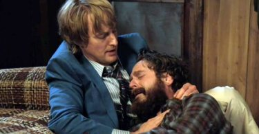 Steve consoles Ben in a touching scene of friendship