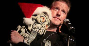 Jeff Dunham and Achmed Santa