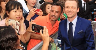 "7/27/15, New York, NY - Simon Pegg attends the New York Premiere of ""MISSION: IMPOSSIBLE – ROGUE NATION,"" from Paramount Pictures and Skydance Productions, in Times Square in New York, NY on Monday, July 27, 2015.  -PICTURED: Simon Pegg -PHOTO by: Dave Allocca/StarPix  -DA_15_30210144.JPG -LOCATION: Times Square  Editorial - Rights Managed Image - Please contact www.startraksphoto.com for licensing fee Startraks Photo New York, NY Image may not be published in any way that is or might be deemed defamatory, libelous, pornographic, or obscene. Please consult our sales department for any clarification or question you may have. Startraks Photo reserves the right to pursue unauthorized users of this image. If you violate our intellectual property you may be liable for actual damages, loss of income, and profits you derive from the use of this image, and where appropriate, the cost of collection and/or statutory damages."