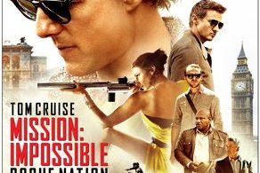 MISSION IMPOSSIBLE boxart