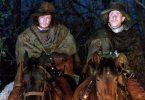 Rosencrantz (Gary Oldman) and Guildenstern (Tim Roth)