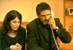 Ruth (Zabou Breitman) and Didier (Pascal Elbé)  talk to the abductors in 24 DAYS