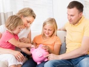 Enfant et argent