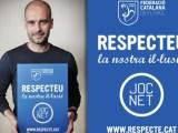 CAMPANYA JOC NET. RESPECTEU.