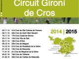 CALENDARI CIRCUIT GIRONÍ DE CROS