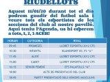 PRESENTACIÓ ACE RIUDELLOTS