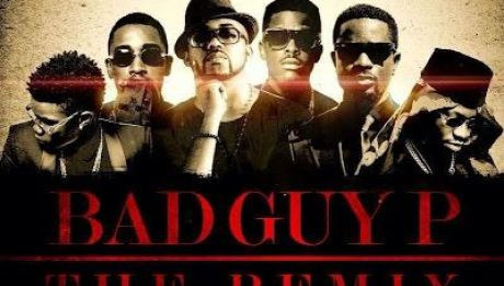 L.O.S ft. Banky W &amp; Sarkodie - BAD GUY P [Remix] Artwork | AceWorldTeam.com