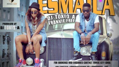 Frankie Free ft. DJ Toxiq-A - E SWEET ME AND I LIKE AM [ESMAILA] Artwork   AceWorldTeam.com