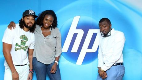 Microsoft - PRE, Waje &amp; Ice Prince