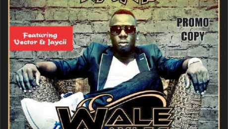 Wale Wayles ft. Vector &amp; Jaycii - HUSTLE HARD Artwork | AceWorldTeam.com