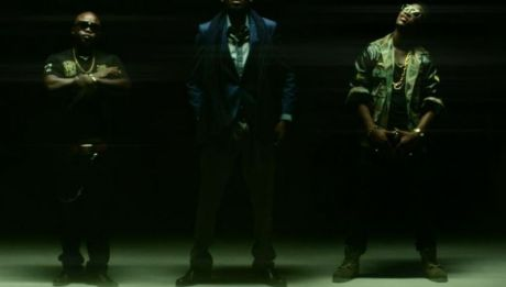 2face Idibia ft. Dammy Krane & Rocksteady - OMO NO DULLING [Official Video] Artwork