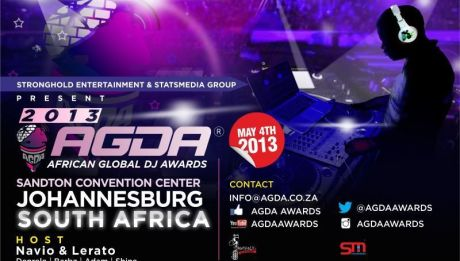 AFRICAN GLOBAL DJ AWARDS Artwork