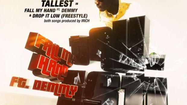 Tallest - FALL MY HAND ft. Demmy + DROP IT LOW Artwork | AceWorldTeam.com