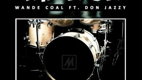 Wande Coal ft. Don Jazzy - THE KICK Artwork | AceWorldTeam.com