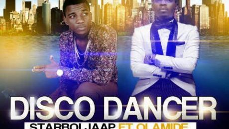 Starboi Jaap ft. Olamide - DISCO DANCER [prod. by Samklef] Artwork | AceWorldTeam.com