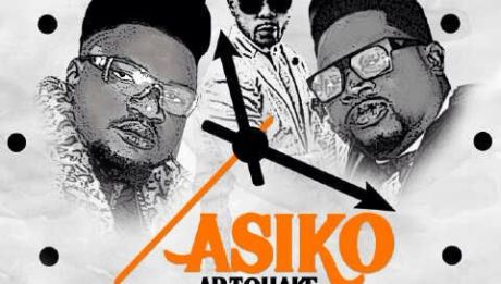 Artquake ft. Oritse Femi - ASIKO [prod. by DollaSyno] Artwork | AceWorldTeam.com