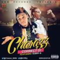 Charass ft. Terry G - CORRECT OH! Artwork | AceWorldTeam.c.om