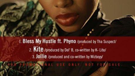 Chidinma - BLESS MY HUSTLE ft. Phyno + KITE + JOLLIE Artwork | AceWorldTeam.com