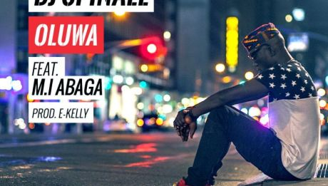 DJ Spinall ft. M.I & Byno - OLUWA [prod. by E-Kelly] Artwork | AceWorldTeam.com