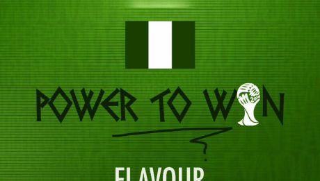 Flavour ft. M.I [Additional Vocals by Irene Logan & Kwabena Kwabena] - POWER TO WIN Artwork | AceWorldTeam.com