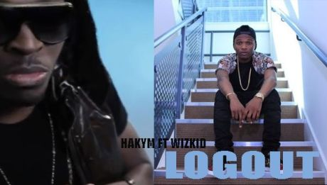 Hakym ft. Wizkid - LOGOUT Artwork | AceWorldTeam.com