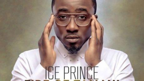 Ice Prince - FIRE OF ZAMANI Artwork   AceWorldTeam.com