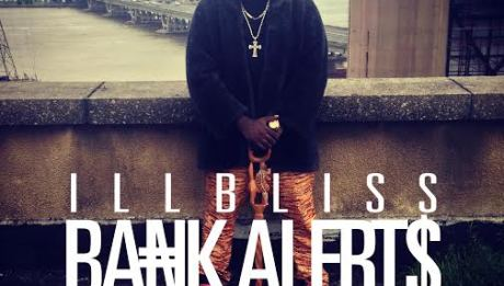 IllBliss - BANK ALERTS Artwork