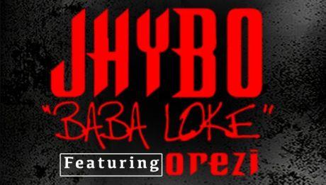 Jhybo ft. Orezi - BABA LOKE [prod. by Popito] Artwork | AceWorldTeam.com