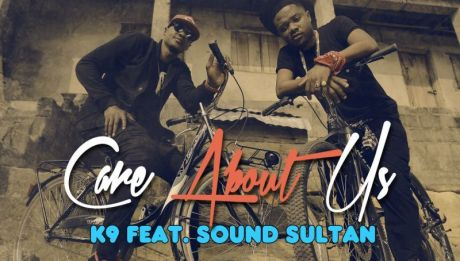 K9 ft. Sound Sultan - CARE ABOUT US [prod. by Sarz] Artwork | AceWorldTeam.com
