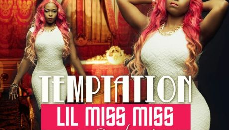 Lil' Miss Miss ft. Banky W - TEMPTATION Artwork | AceWorldTeam.com