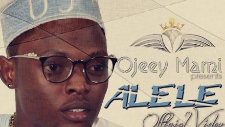 Ojeey Mami - ALELE [Official Video] Artwork | AceWorldTeam.com