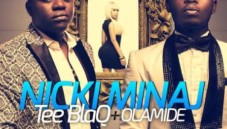 Tee Blaq ft. Olamide - NICKI MINAJ [prod. by Jay Pizzle] Artwork | AceWorldTeam.com