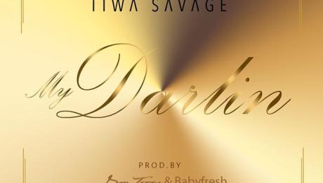 Tiwa Savage - DARLIN [prod. by Don Jazzy & Baby Fresh] Artwork | AceWorldTeam.com