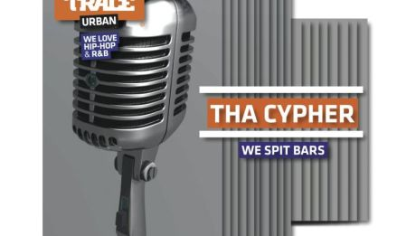 Trace Urban - THE CYPHER [Part 2] Artwork