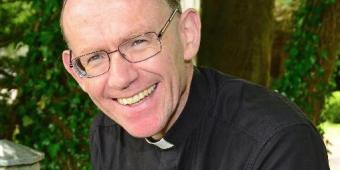 Bishop-Elect Fintan Monahan