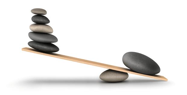 Keeping Spiritually Balanced