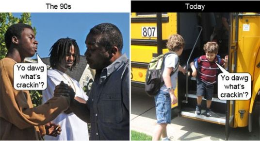 Difference Between Now & The 90's (10 pics)