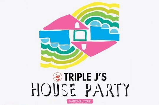 triple j's House Party National Tour Review