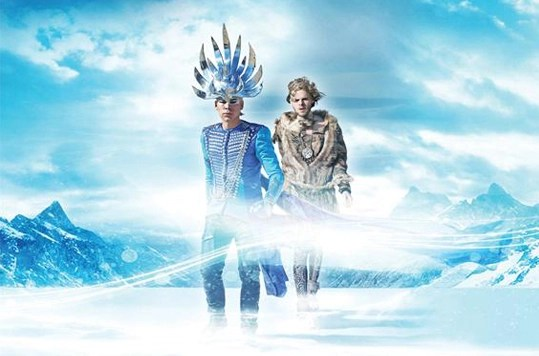 Empire of the Sun Ice On The Dune New Album