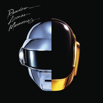 Daft Punk - Random Access Memories [Album Stream]