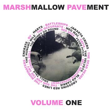 Marshmallow Pavement