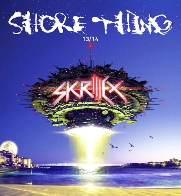 Shore Thing - Poster